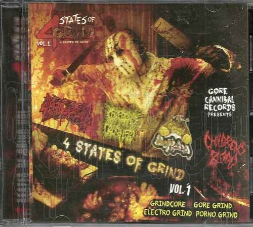 COMP: 4 STATES OF GRIND VOL.1