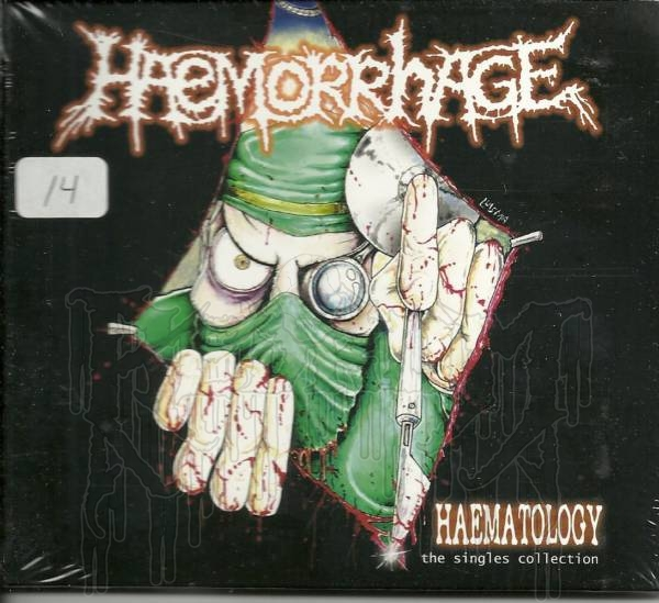 HAEMORRHAGE - Haematology (Limited Digi-pak Version)