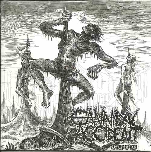 CANNIBAL ACCIDENT – Lennu 7″ep