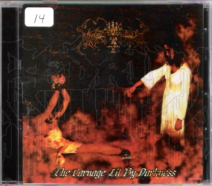 MARTYRIUM - The Carnage Lit By Darknews