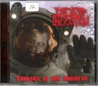 DEAD INFECTION - Corpses Of The Universe