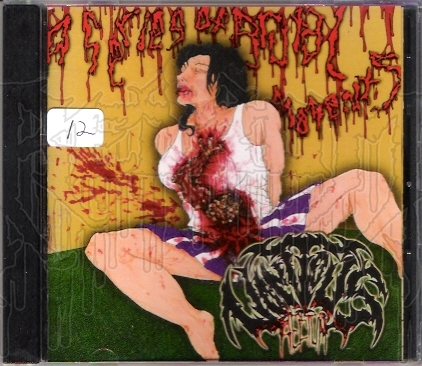 VOMITOUS RECTUM - A Series Of Brutal Moments
