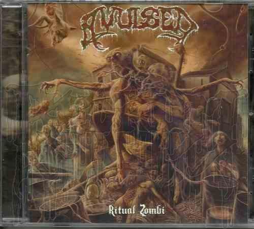 AVULSED-Ritual Zombi (U.S. Version)