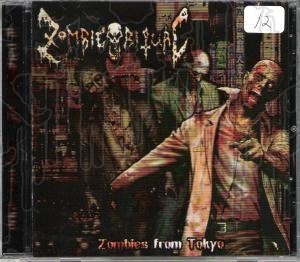 ZOMBIE RITUAL - Zombies From Tokyo