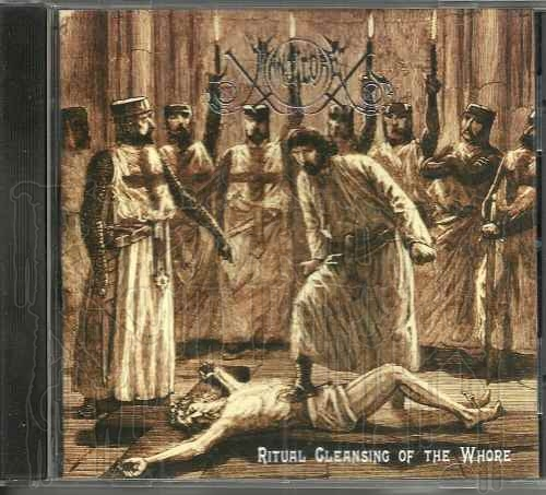 MANTICORE - Ritual Cleansing Of The Whore (MCD)