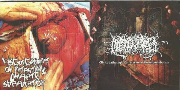 HIPERMENORREA / DISGORGEMENT OF INTESTINAL LYMPHATIC SUPPURATION - Split C.D.