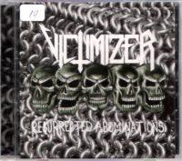 VICTIMIZER - Resurrected Abominations