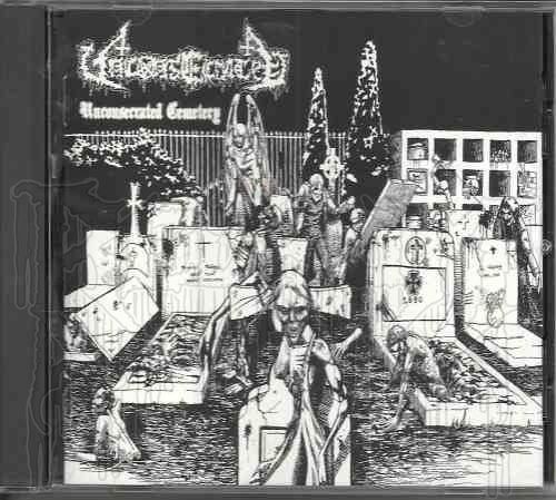 UNCONSECRATED-Unconsecrated Cemetery / Dark Awakening