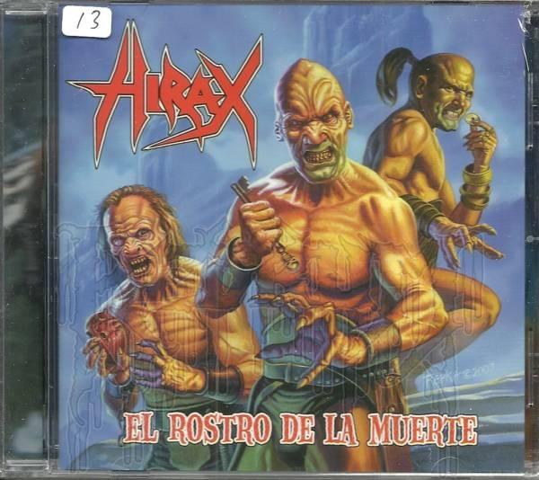 El Rostro De La Muerte (Thrash Corner Records version)