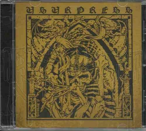 USURPRESS / BENT SEA - Split C.D.