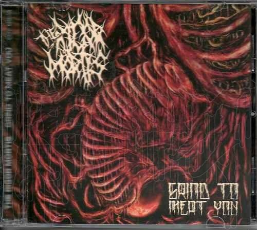 THE RIGOR MORTIS - Grind To Meat You