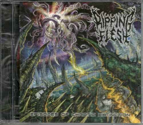 RIPPING FLESH - Episodes Of Chaotic Extinction
