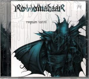 ROSSOMAHAAR - Regnum Somni