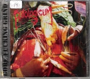 PATOLOGICUM / GRUESOME MALADY split CD