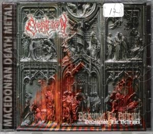 EMBRYOTOMY - Disassemble The Dethroned