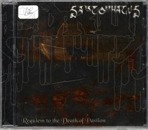 SARCOPHAGUS - Requiem To The Death Of Passion