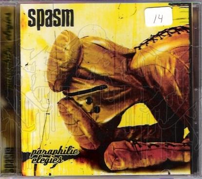 SPASM - Paraphilic Elegies