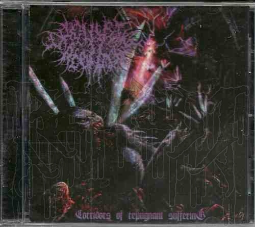 ORGIASTIC REBIRTH - Corridors Of Repugnant Suffering