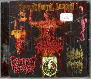 COMP: SUPREME BRUTAL LEGION - Vol. 3