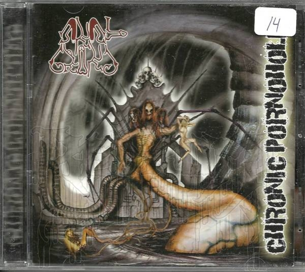ANAL GRIND - Chronic Pornoholic