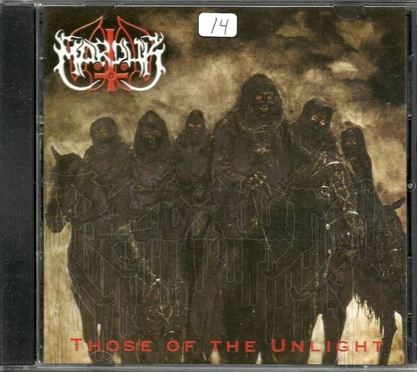 MARDUK - Those Of The Unlight (South American Version With Bonus Live Videos)