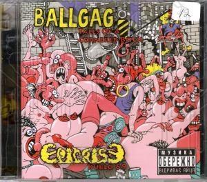 EPICRISE / BALLGAG - Split C.D.