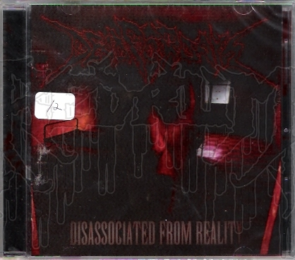 DEAD FOR DAYS - Disassociated From Reality