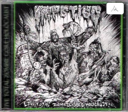 IMPETIGO - Live Total Zombie Gore Holocaust