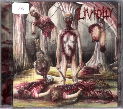 LIVIDITY - ...til only the sick remain (Reissue)