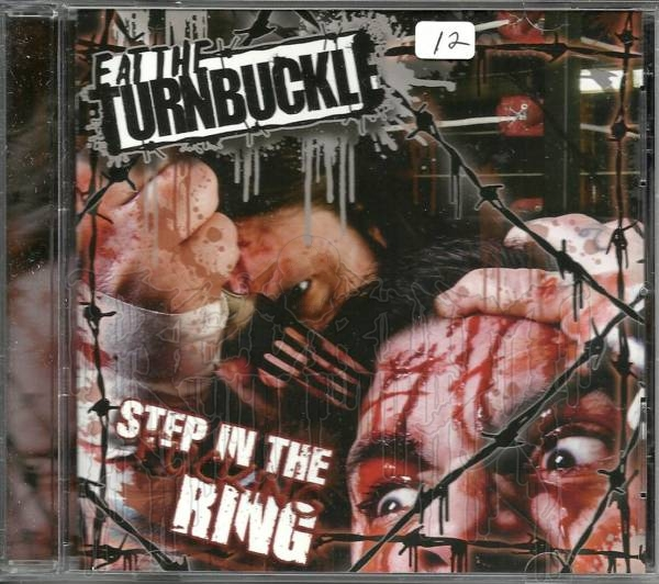 EAT THE TURNBUCKLE - Step In The Fucking Ring