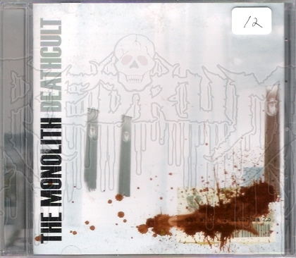 THE MONOLITH DEATHCULT - The White Crematorium
