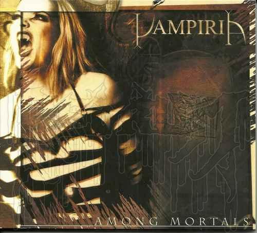 VAMPIRIA - Among Mortals (Digi-pak)