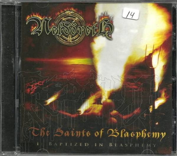 NELDORETH - The Saints Of Blasphemy– I: Baptized In Blasphemy