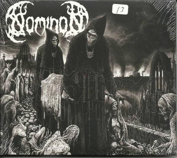NOMINON - The Cleansing  (Digipak)