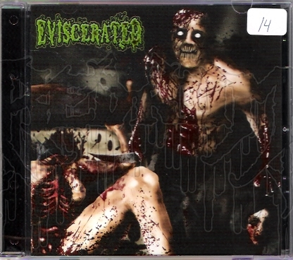 EVISCERATED - S/T