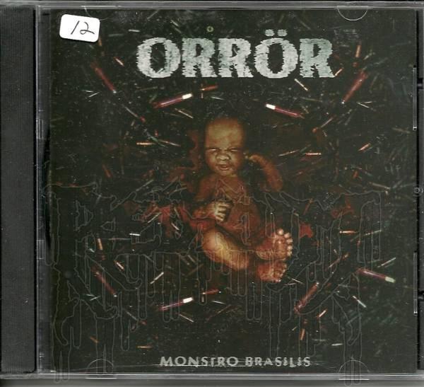 ORRÖR - Monstro Brasilis