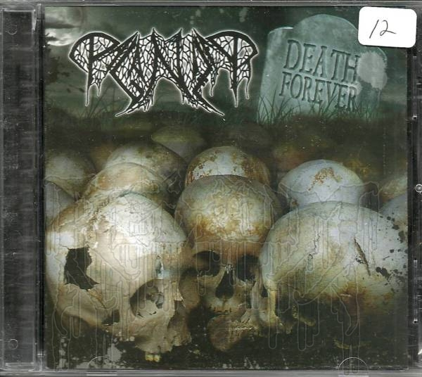 PAGANIZER-Death Forever