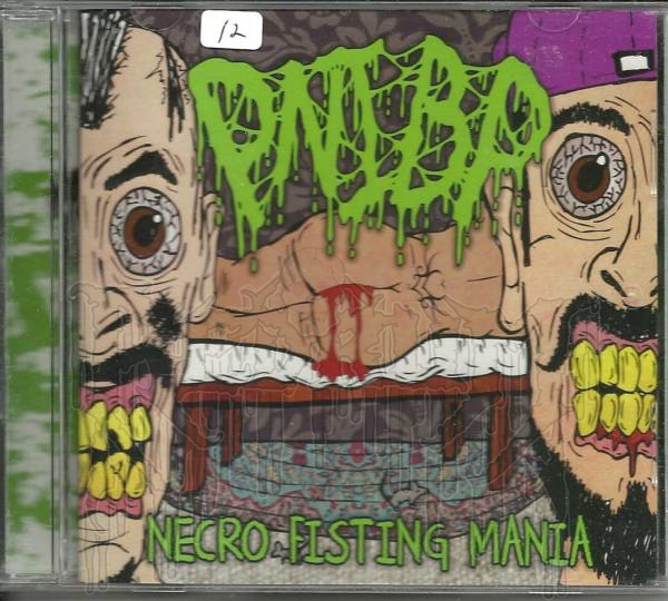 Necro Fisting Maniac