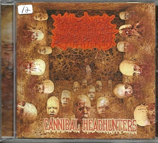 PSYCHOTIC HOMICIDAL DISMEMBERMENT - Cannibal Headhunters