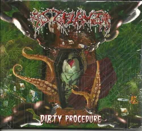 ASS FLAVOUR - Dirty Procedure (Digipak)