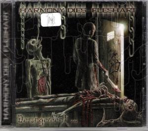 FLESHART/HARMONY DIES - Derangement - Split C.D.