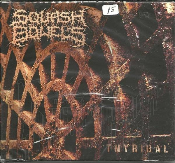 SQUASH BOWELS - Tnyribal (Digipak)