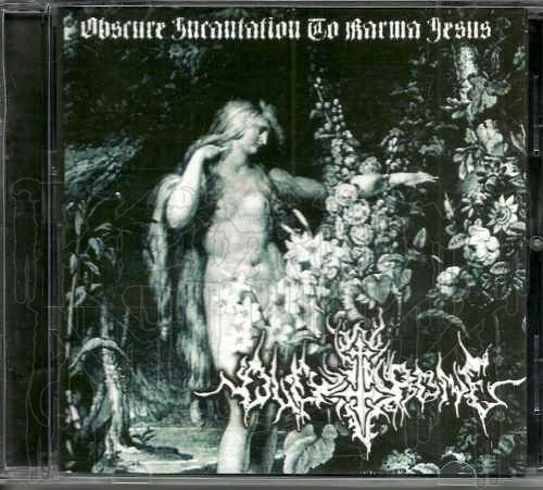 OLD THRONE - Obscure Incantation To Karma Jesus