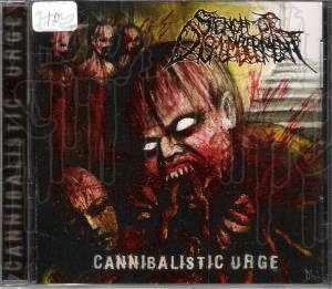 STENCH OF DISMEMBERMENT - Cannibalistic Urge