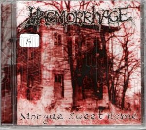 HAEMORRHAGE - Morgue Sweet Home(Brazilian Version)