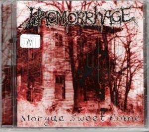 HAEMORRHAGE - Morgue Sweet Home(Brazilian Version)