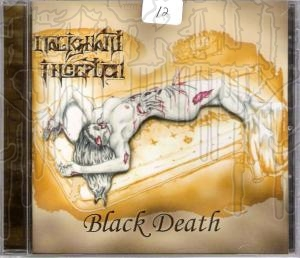 MALIGNANT INCEPTION - Black Death