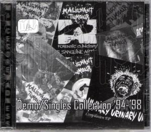 MALIGNANT TUMOR - Demo/Sinles Collection 94 - 98