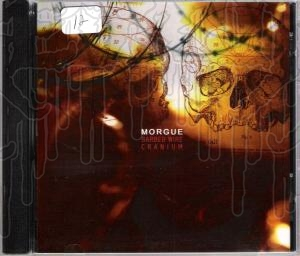 MORGUE - Barbed Wire Cranium