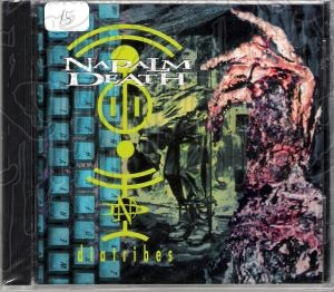 NAPALM DEATH - Diatribes